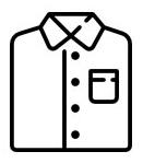 Bộ đồ nam và mặc giản dị
